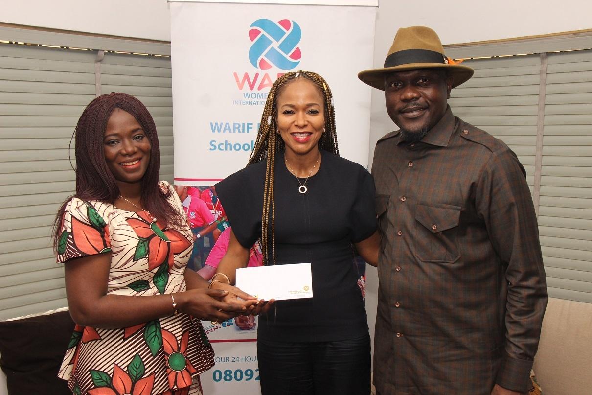 NSE Donation to WARIF