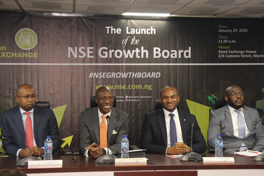 NSE Growth Board