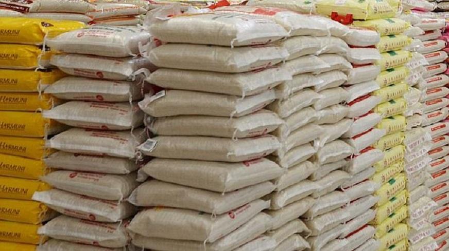 Nigeria export rice