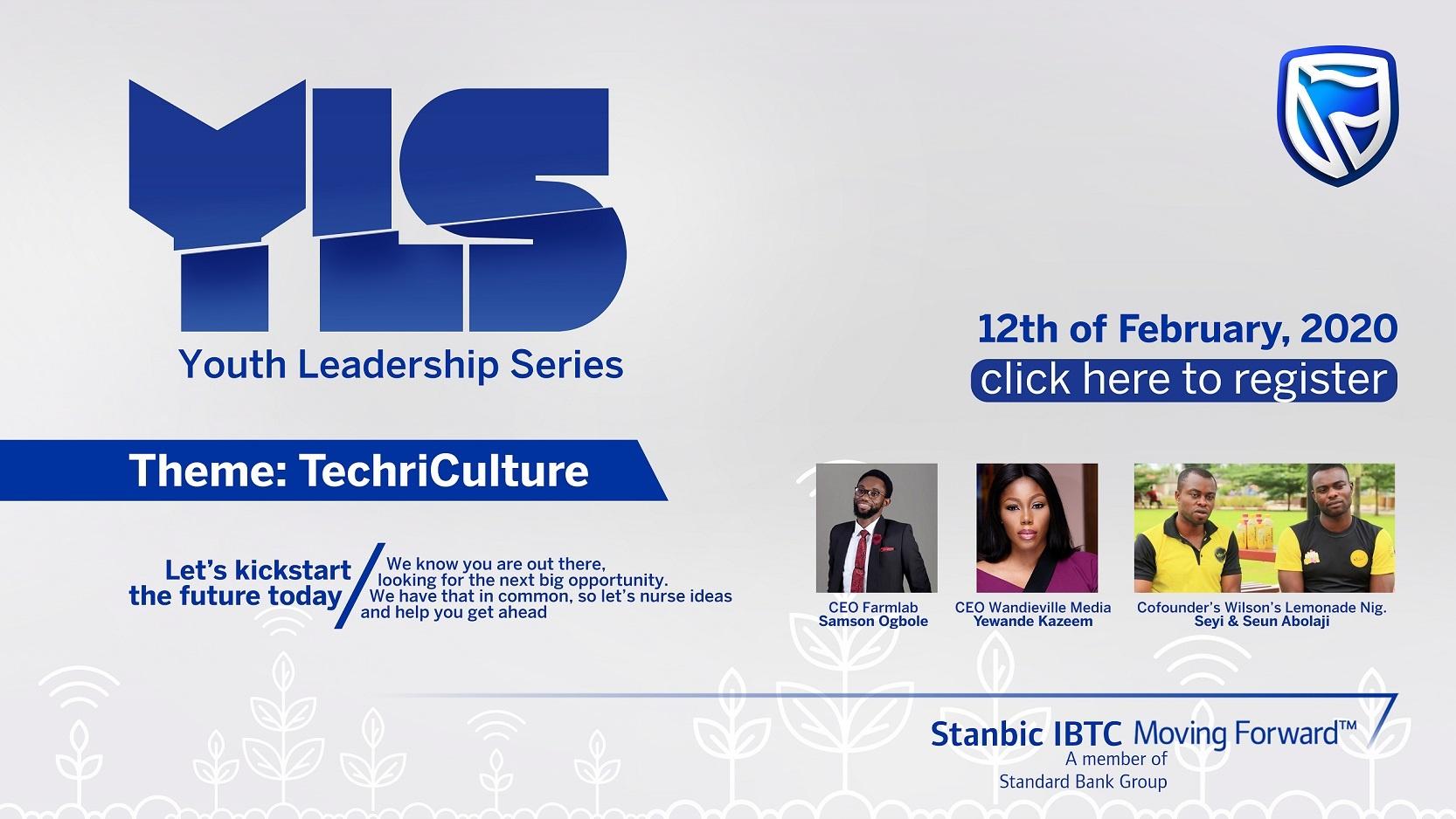 Stanbic IBTC Youth Leadership Series