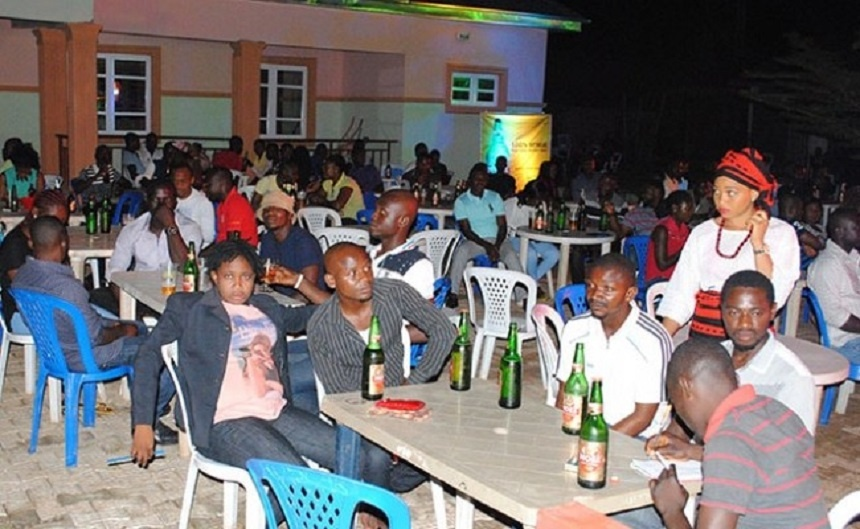 beer parlour business Lagos