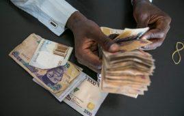 devalue naira
