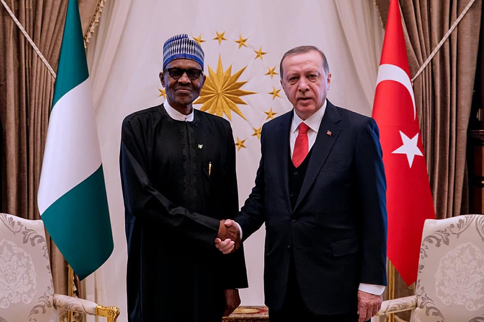 nigeria turkey trade volume