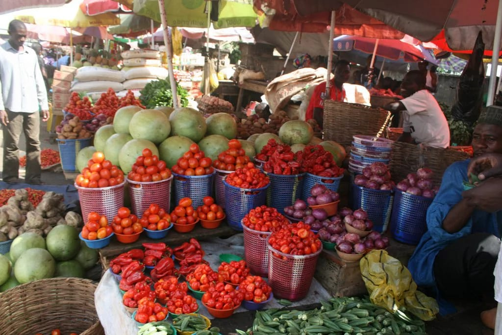 prices of foodstuffs