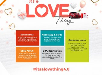Access Bank Valentine Promo