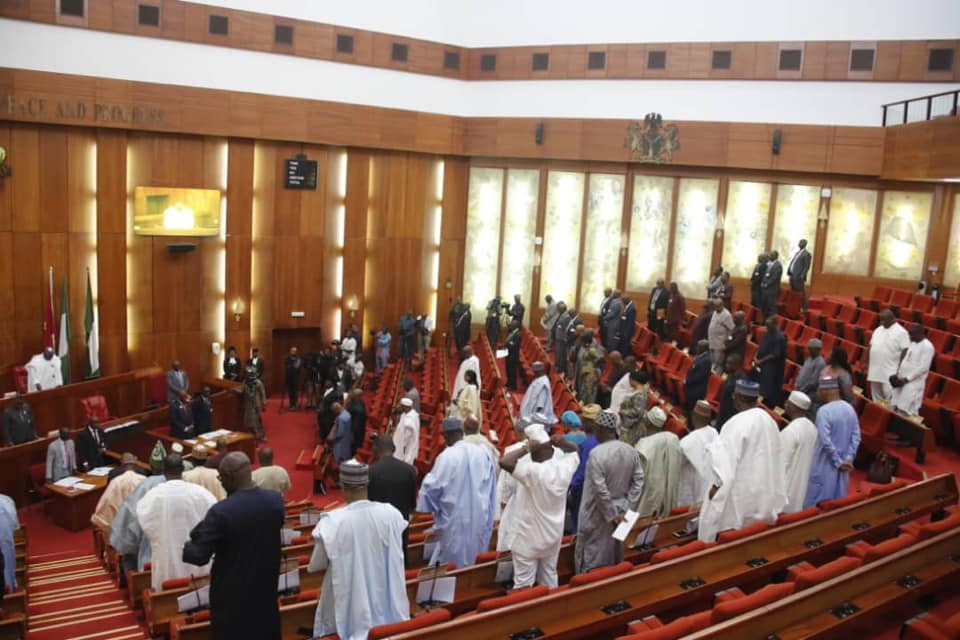 Buhari's loan request Senate