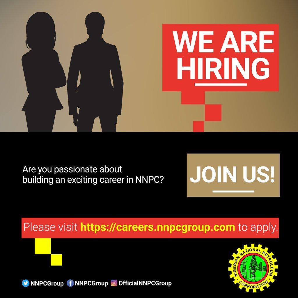 NNPC Graduate Trainees