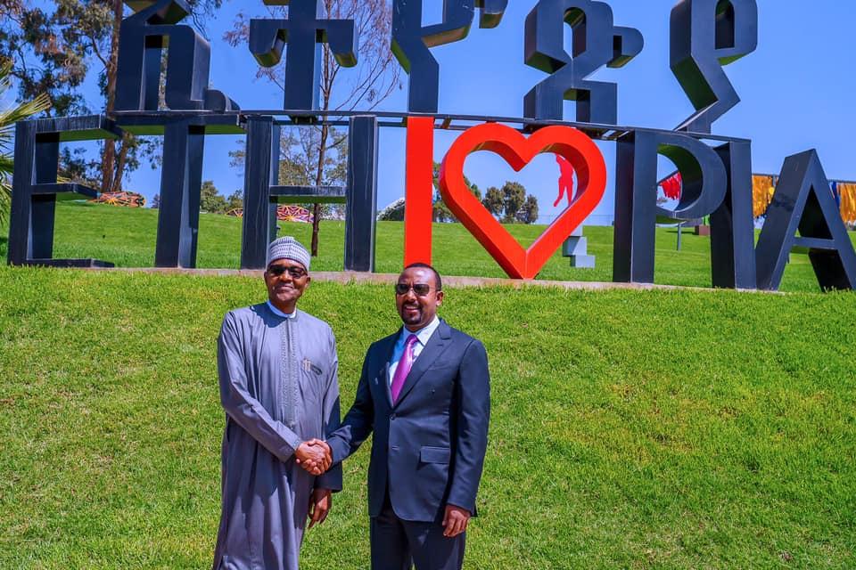 Nigeria Ethiopia visa waiver