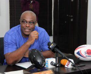 Nigeria Rugby Football Federation