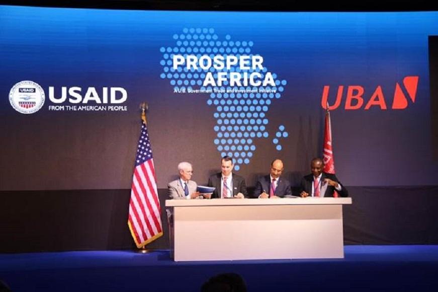 UBA USAID Trade Investment