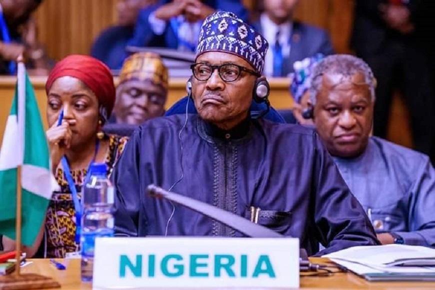 Buhari Address the Nation