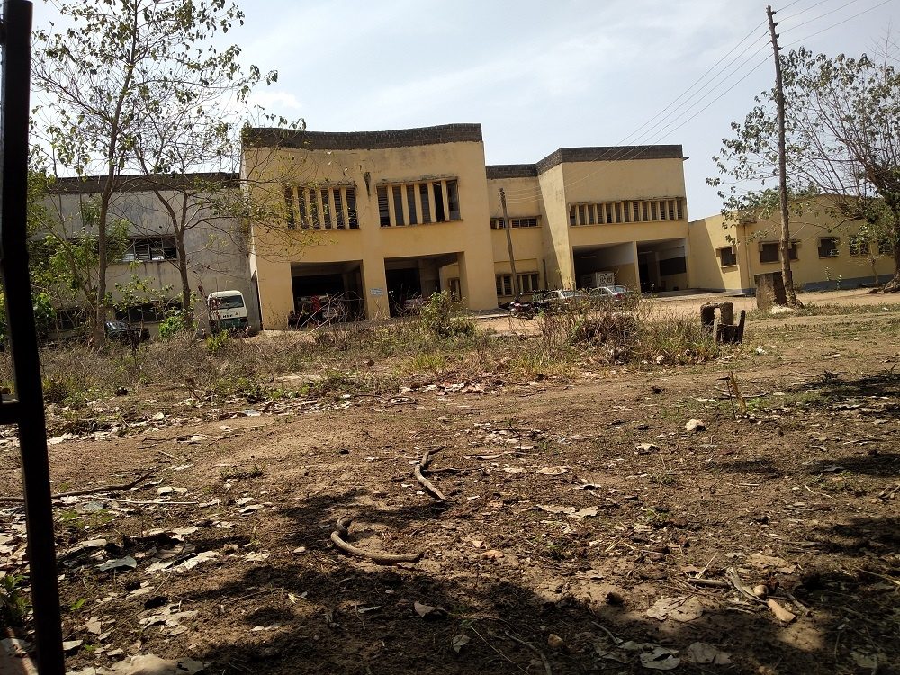 Okeho General Hospital Administrative block