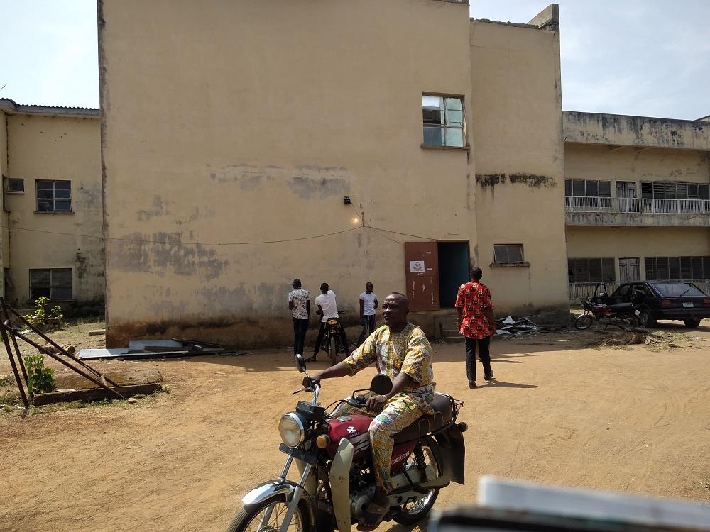Okeho General Hospital Female and Maternity Ward