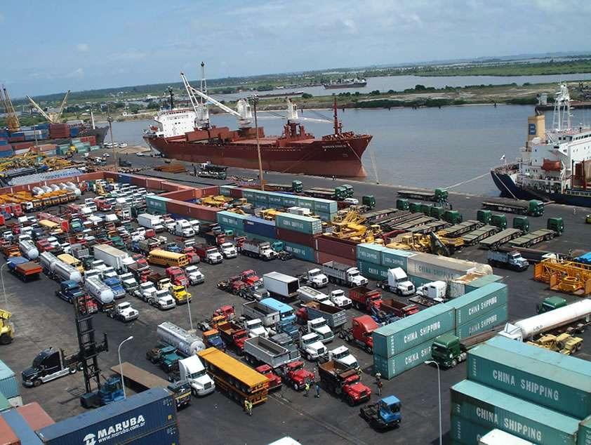Apapa Port
