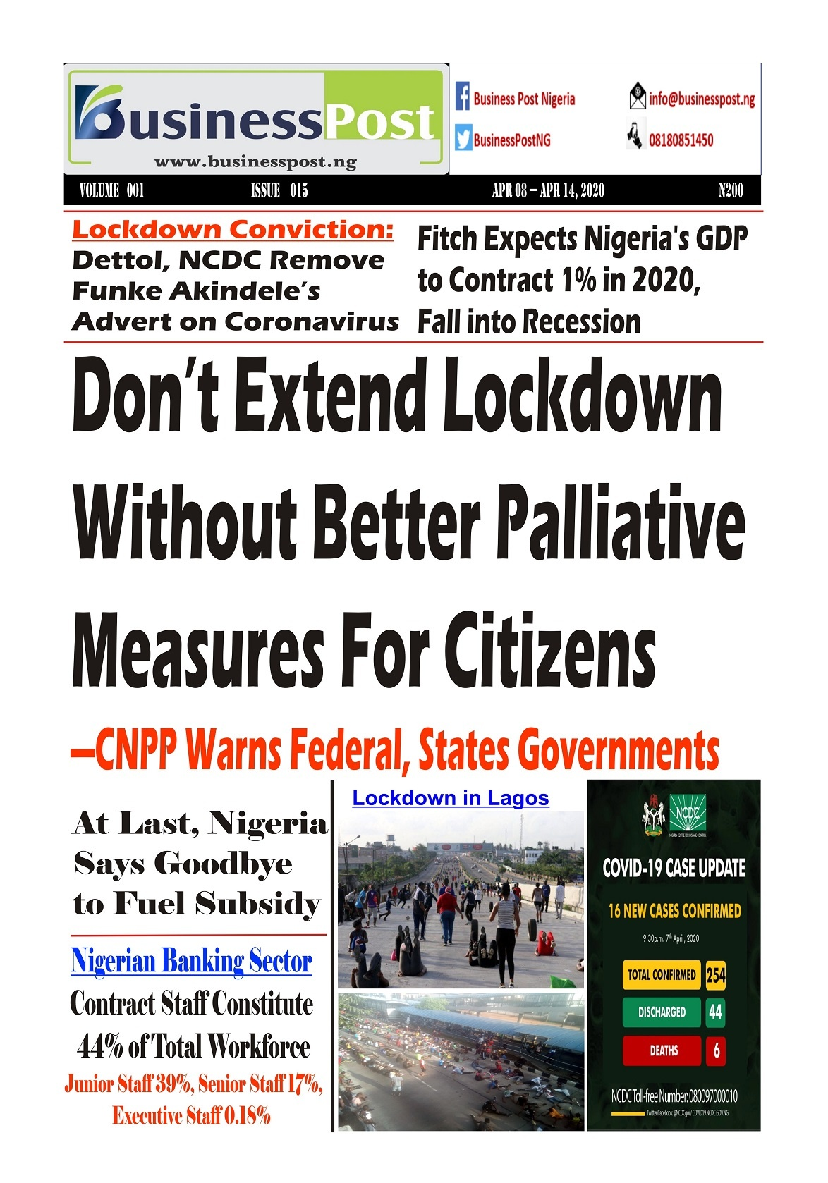 Business Post Nigeria Cover Week 15 - Copy