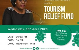 Tourism relief fund