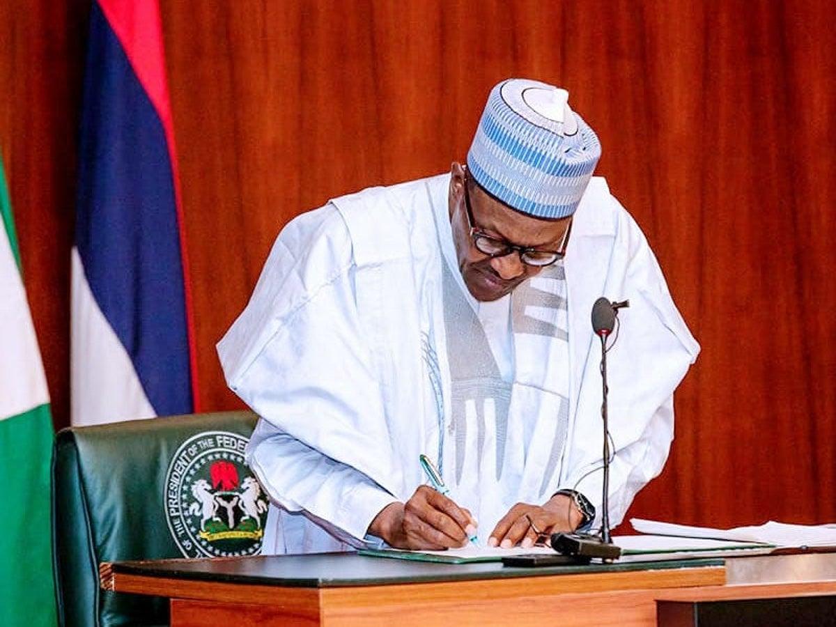 Buhari financial autonomy