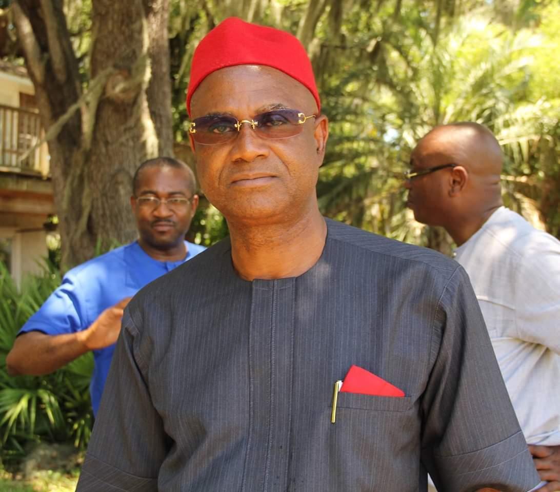Nathaniel Aniekwu Biafra Nigeria Civil war