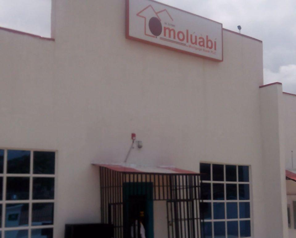 Omoluabi Mortgage Bank