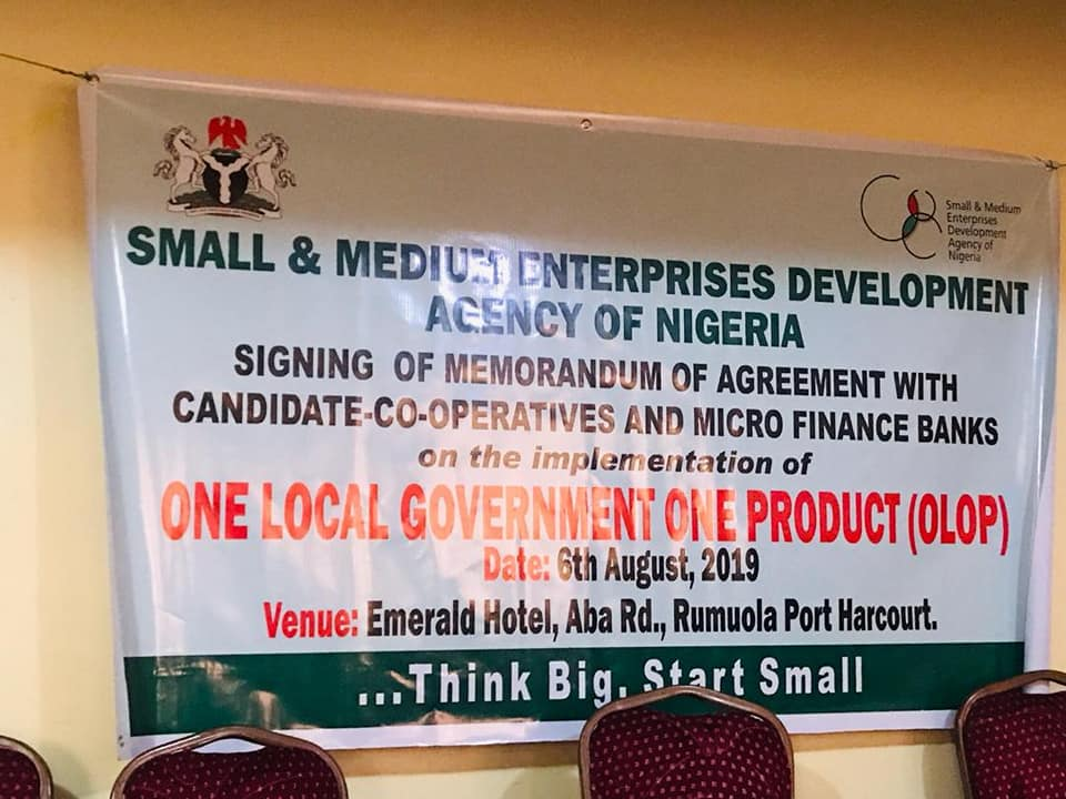 One Local Government One Product OLOP