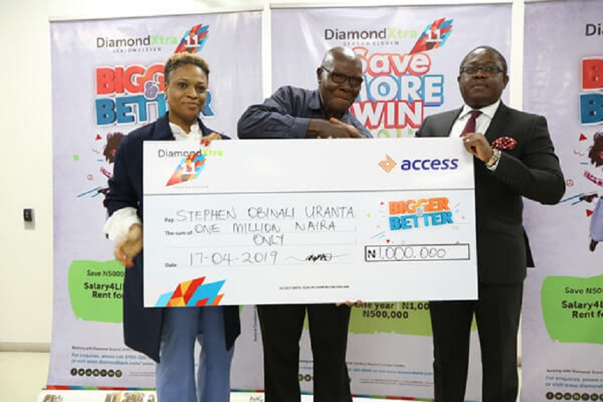Access Bank Diamondxtra customers