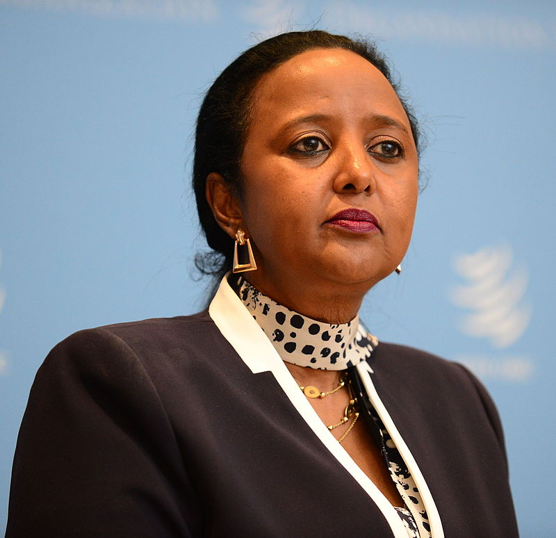 Amina Mohamed Kenya