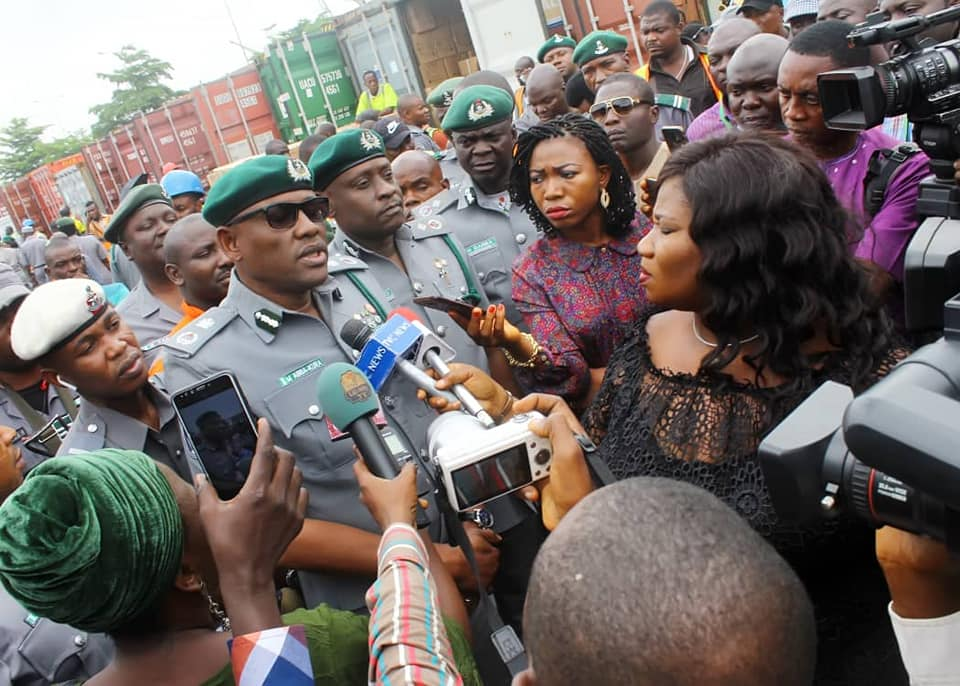 Apapa Customs Command