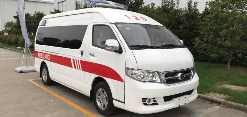 Capital Market Committee ambulance