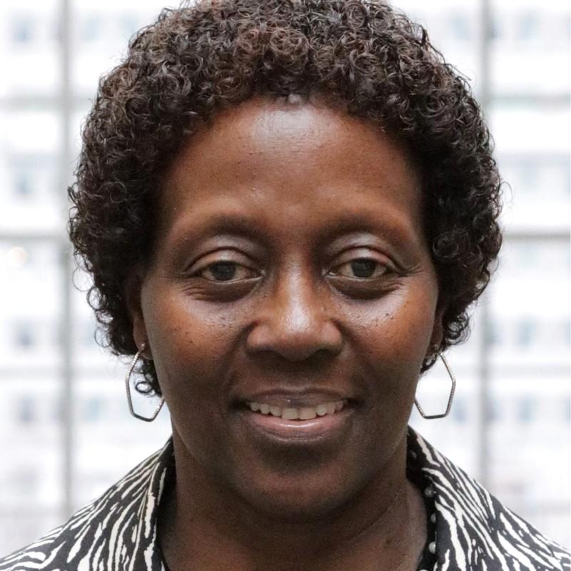Elizabeth Mrema (UNEP)