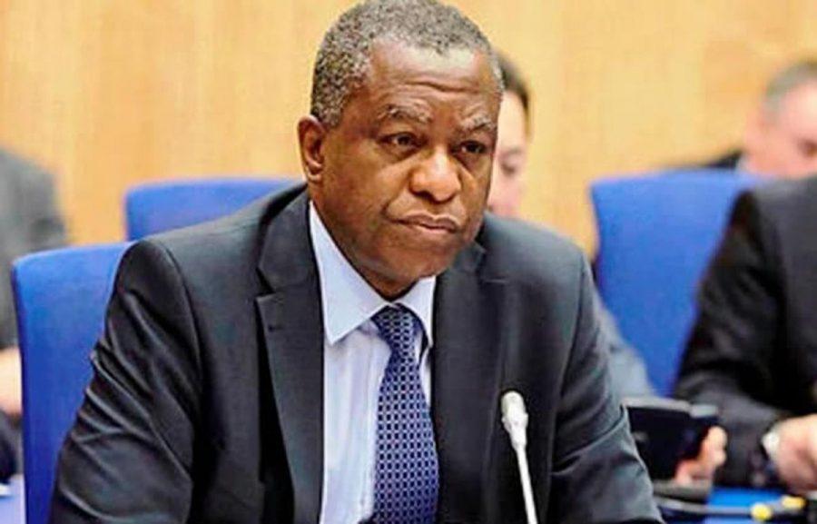 Geoffrey Onyeama COVID-19