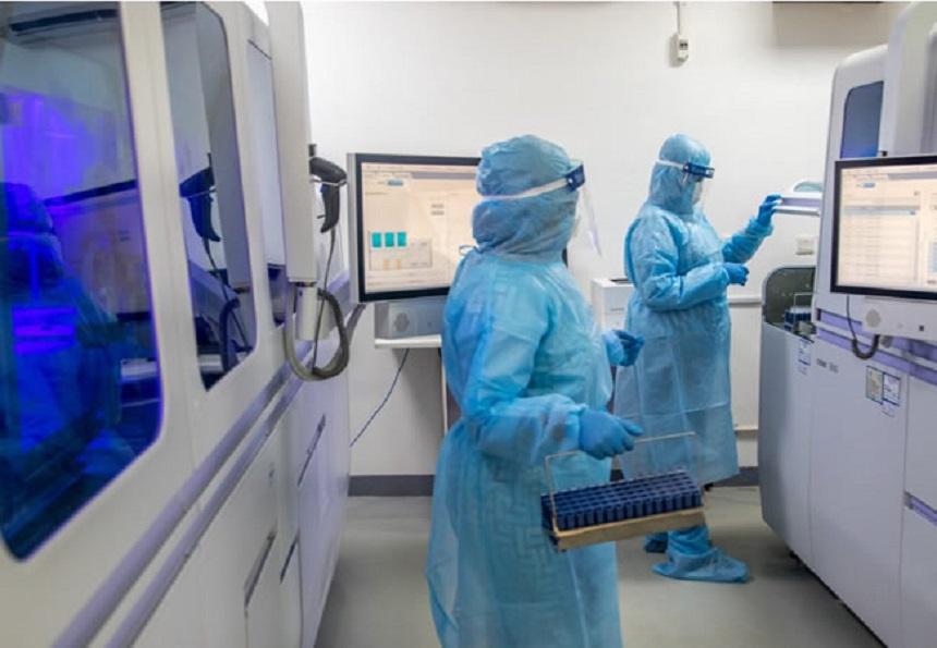 NCDC molecular laboratory