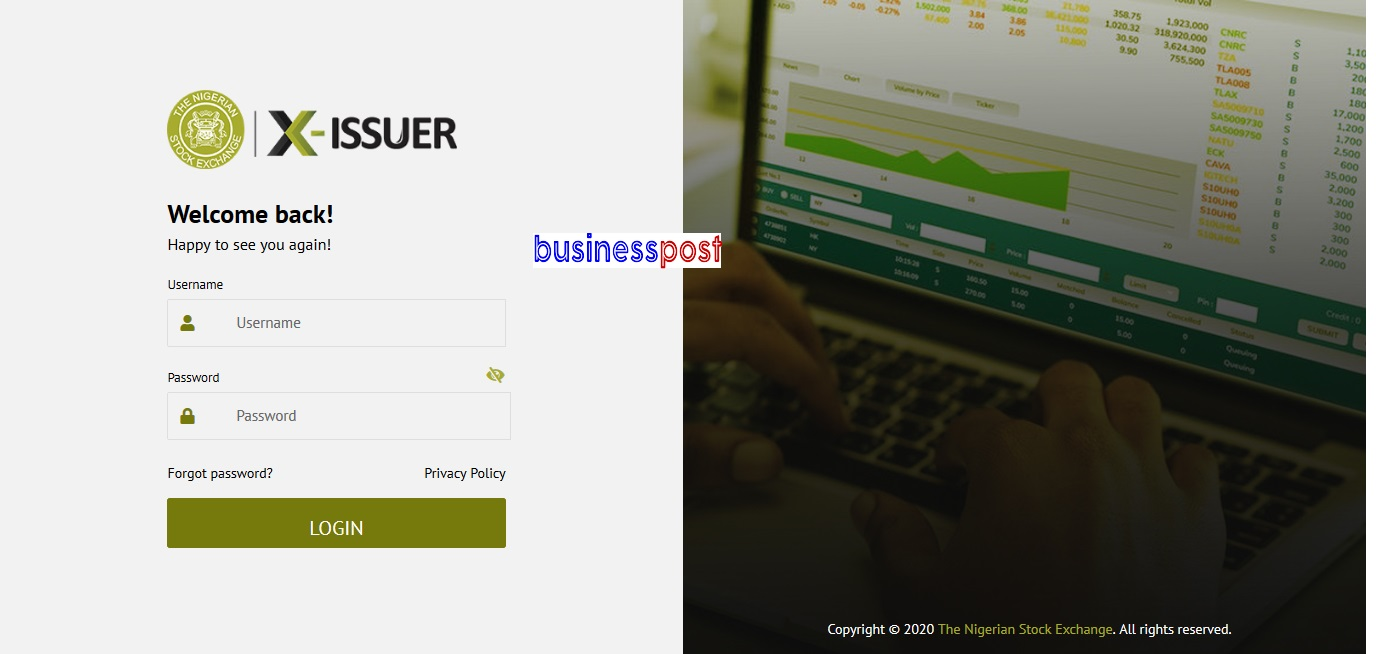 NSE X-Issuer