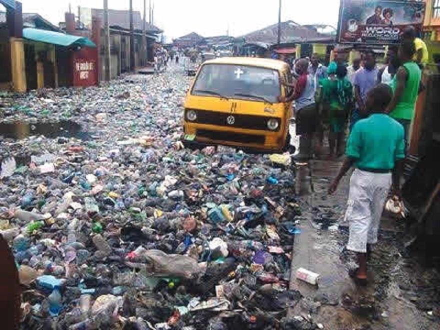 Plastic Waste Project ReflexNG