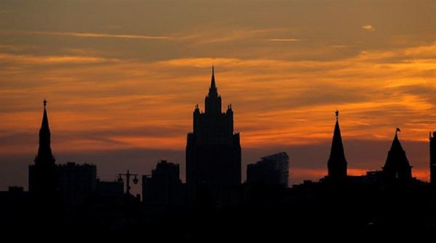 Russia-Cityscape
