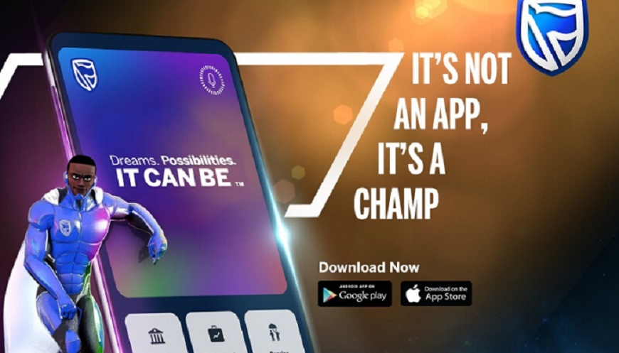 Stanbic IBTC Super App