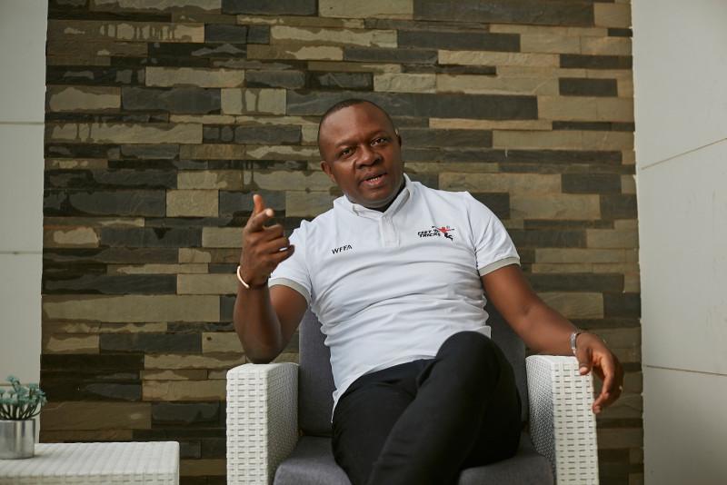 Valentine Ozigbo Freestyle Unlocked Africa