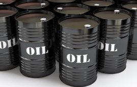 oil weak dollar