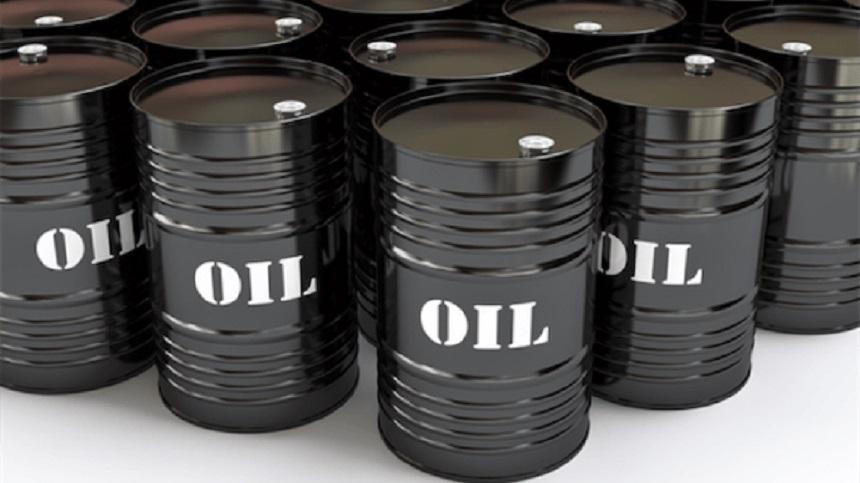 oil weak dollar