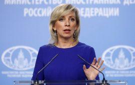 Maria Zakharova Russia media Africa