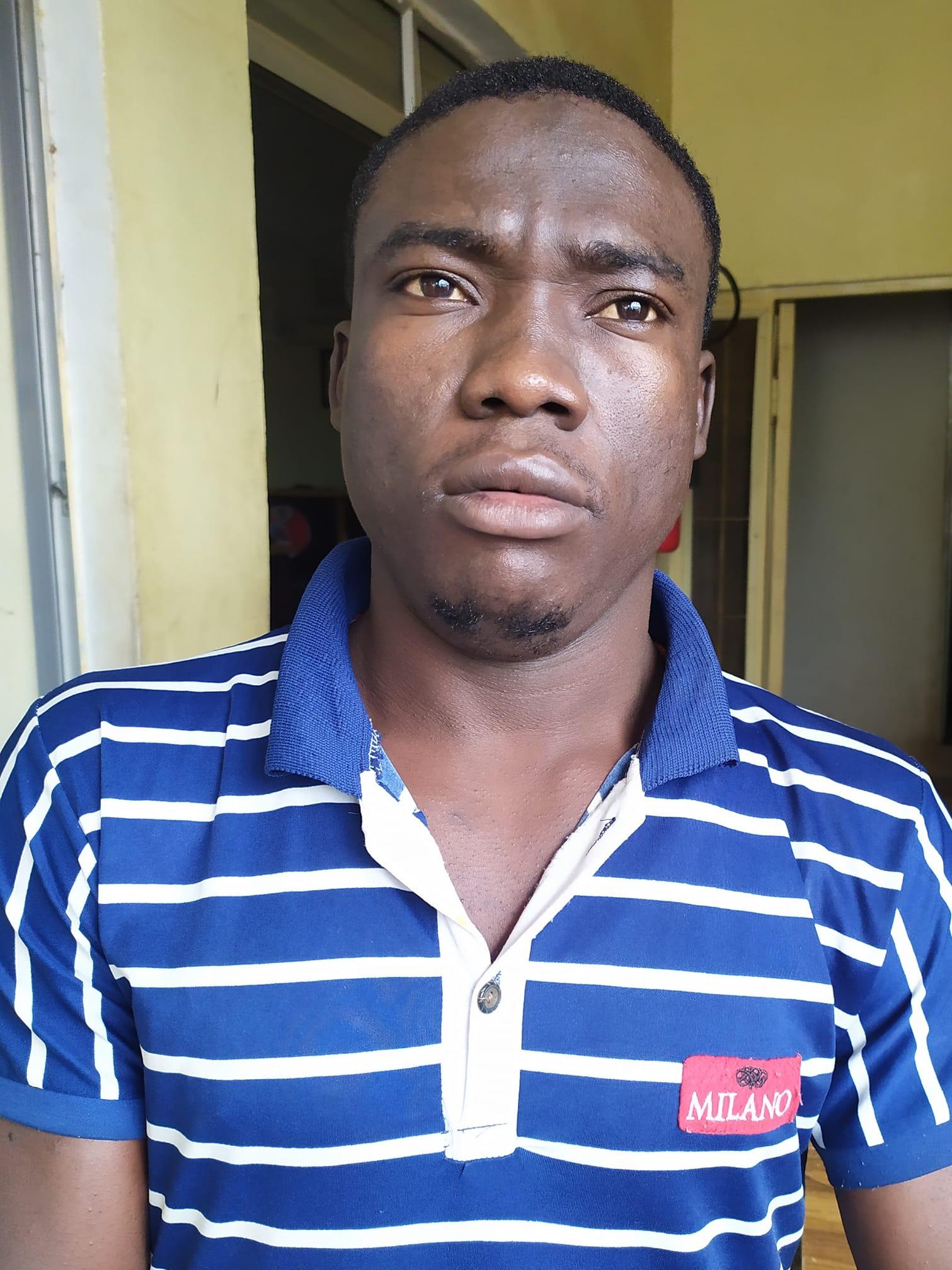 Adamu Aliyu ATM fraudster