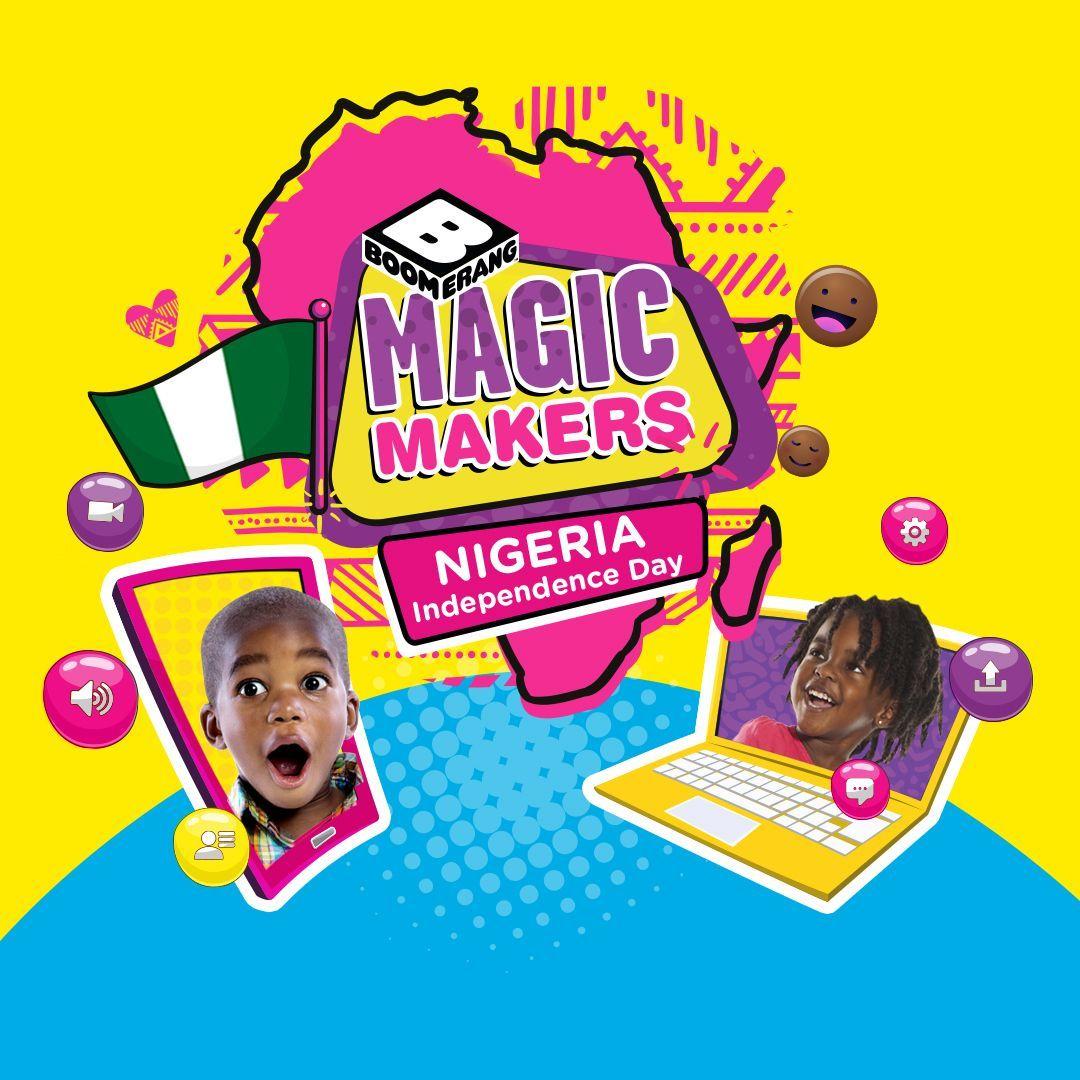 Boomerang Magic Makers