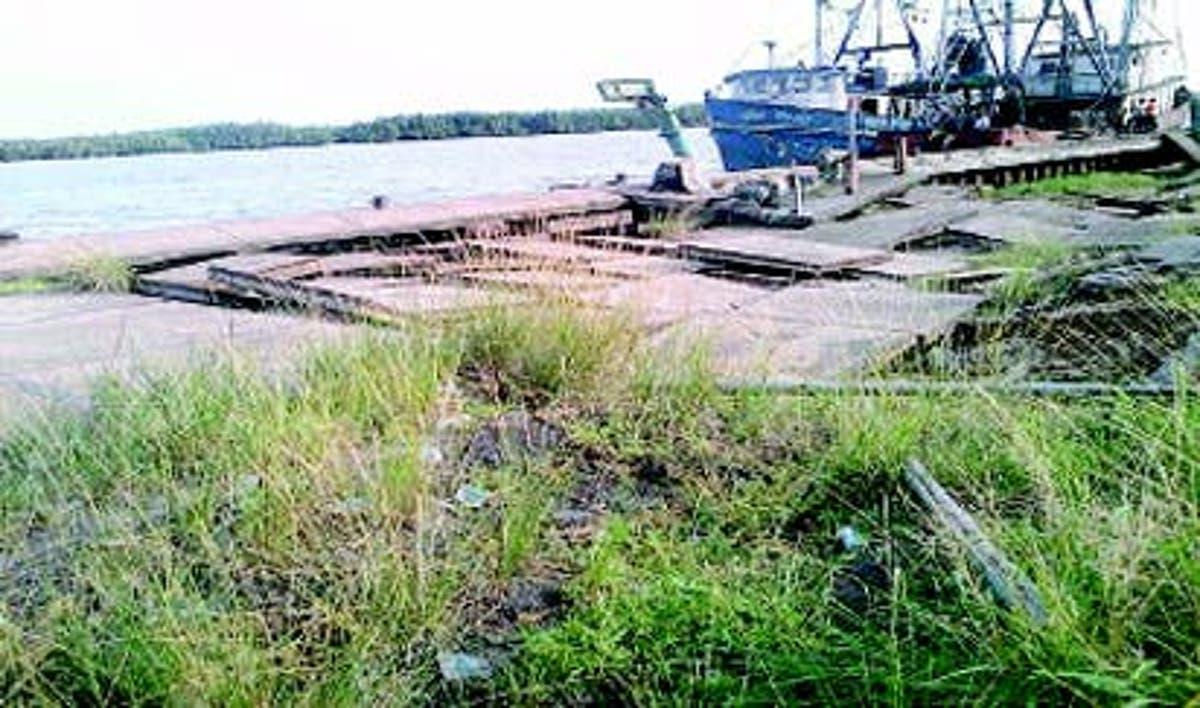 Ebughu Fishing Terminal