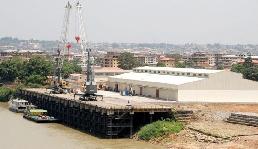 Onitsha River Port