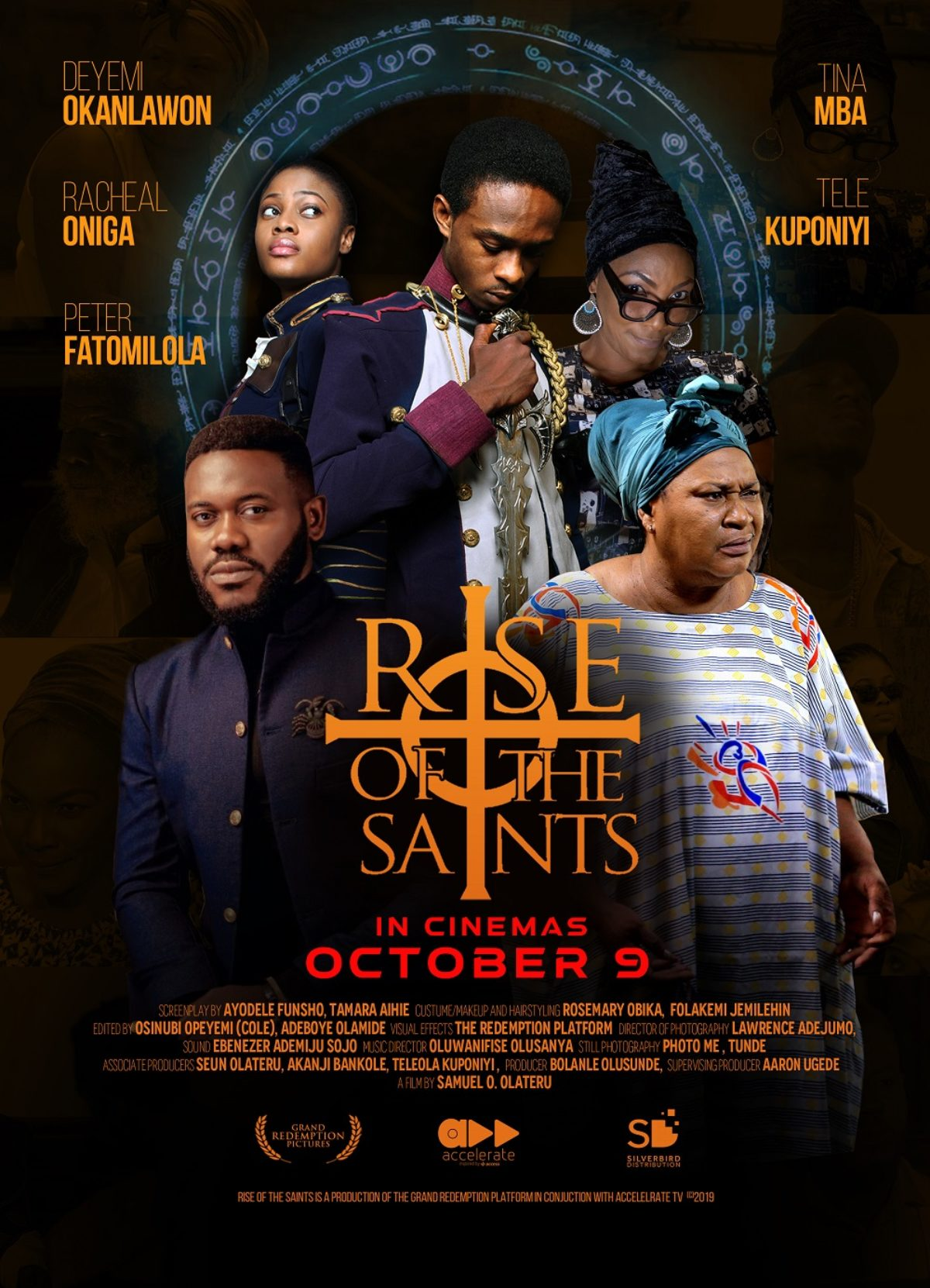 Rise of the Saints