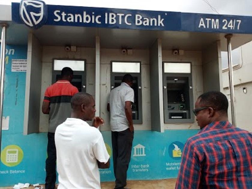 Stanbic IBTC Bank ATM