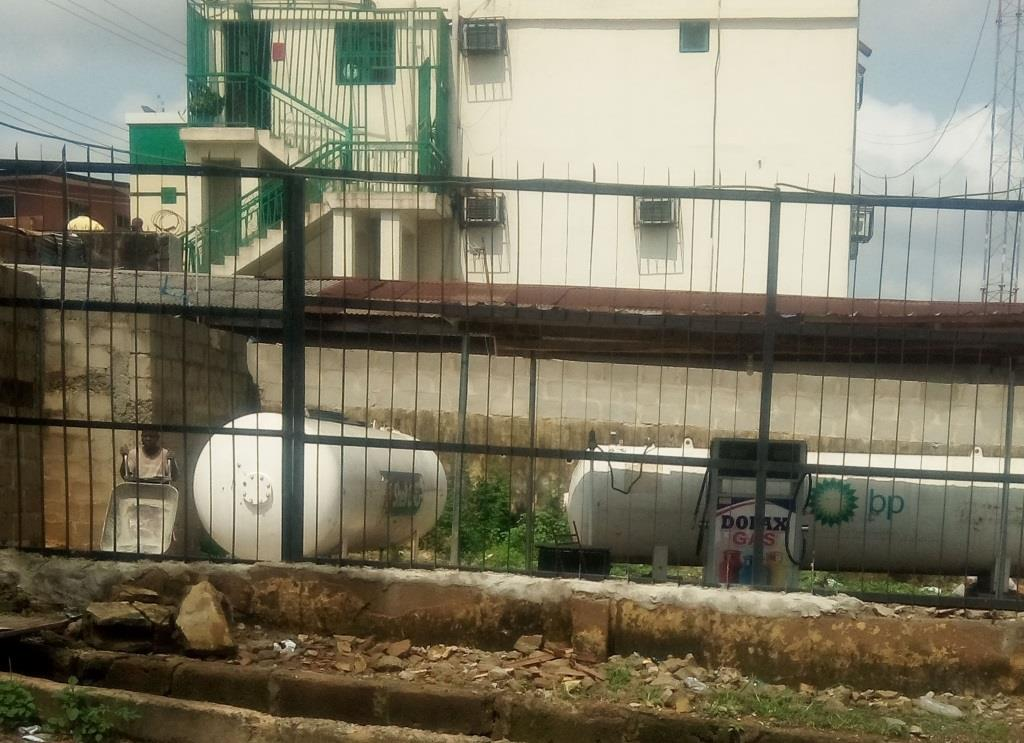 Alapere Gas Plant