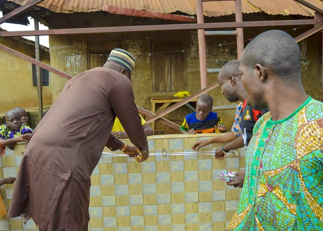 Arosad Project Oyo East Council