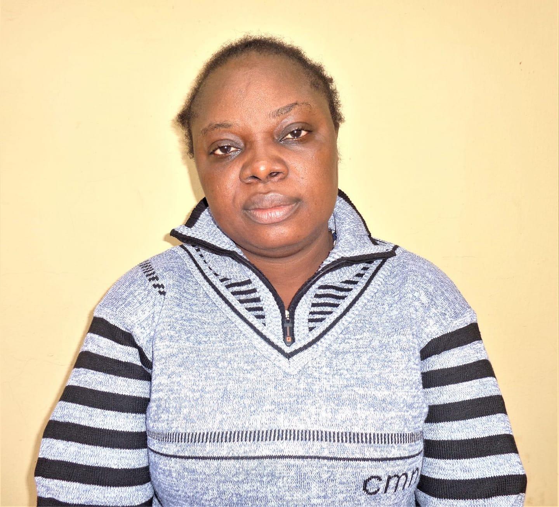 Heritage Bank Manager Fidel Omeje