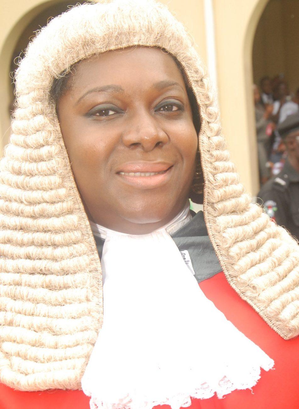 Justice Adenike Coker