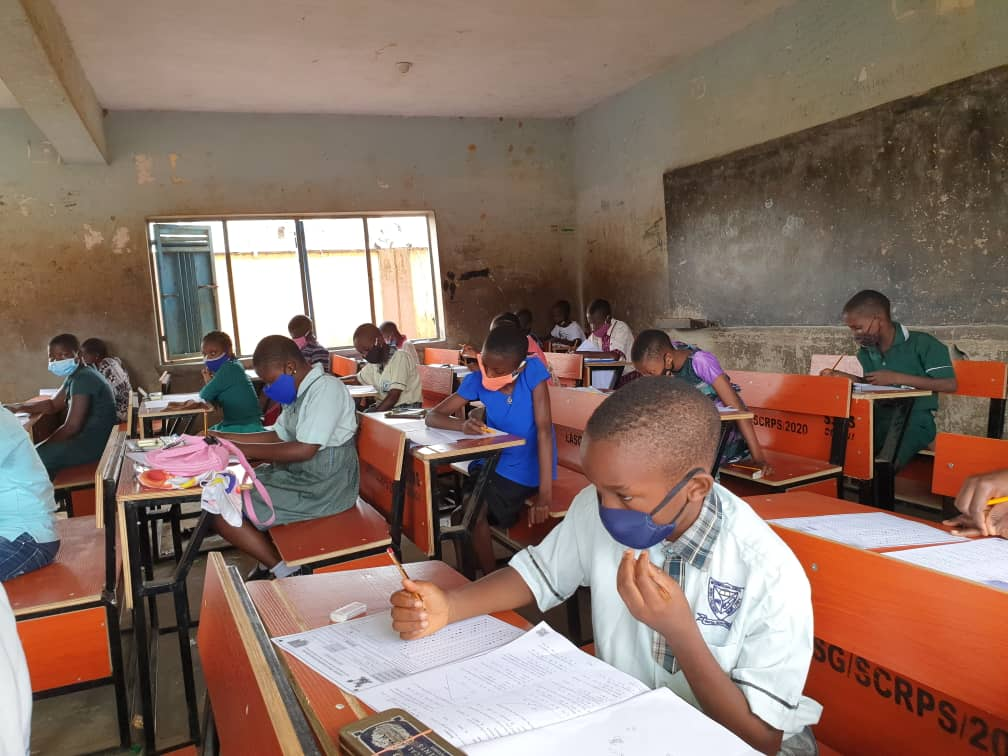 Lagos Entrance Exam